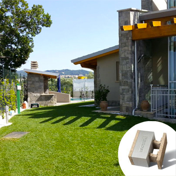 Complesso residenziale<br> Le Querce (RM)